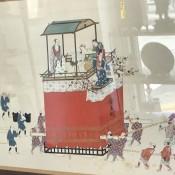 名古屋祭 伝馬町 山車