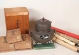 愛知県名古屋市緑区のお客様より茶道具、中国掛軸の買い取り